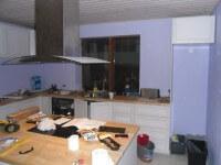 Opsætning af køkken